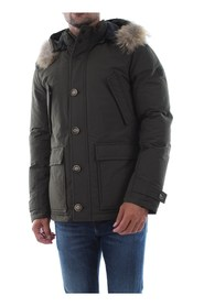 AT.P.CO A193VASCO79 NC005 JACKET AND JACKETS Men DARK GREEN