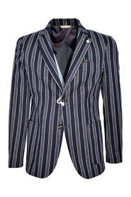EXTRA SLIM FIT MEN'S LINED JACKET