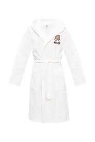 Logo bathrobe