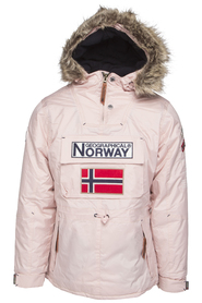 Geographical Norway Building lady ny 13 Anorak