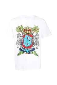 short sleeve t-shirt coat of arms