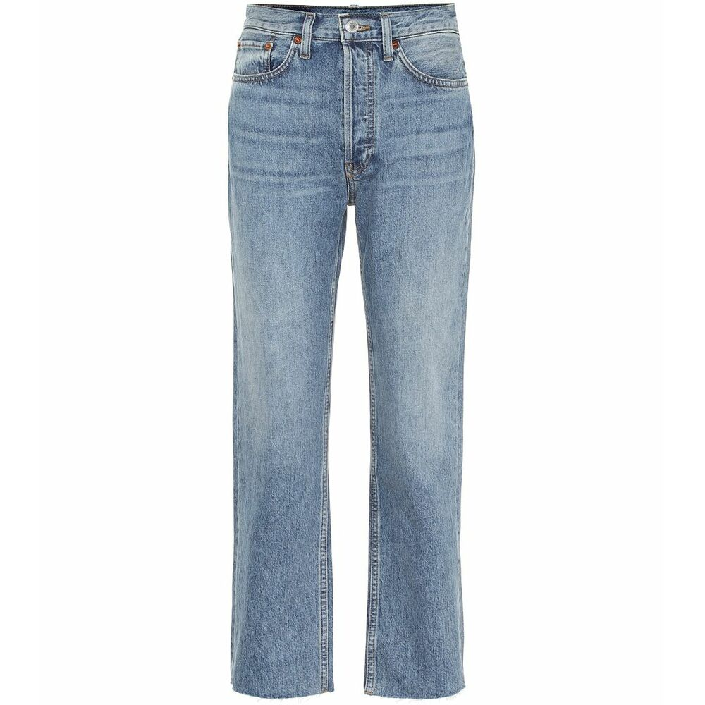 JEANS HIGH RISE STOVEPIPE