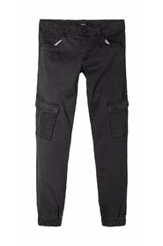 Trousers twill cargo