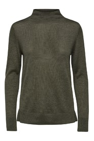 Olive Night - Slfmerino Genser