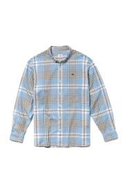 LIVE Boxy Fit geruit overhemd