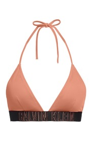 Peach Calvin Klein Kw0kw00592 Fixed Triangle Flamingo 652 Badetøy