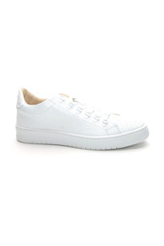 Hinson Bennet Dragon Low 15 80232 White Wit Sneaker