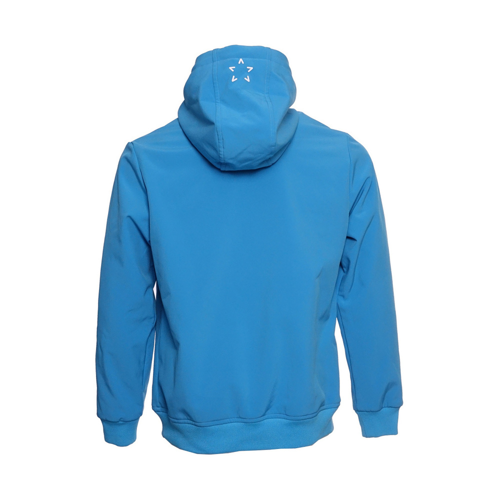 Conflict Blue Anorak Soft Shell Jacket Conflict