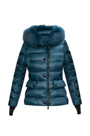 'Armonique' quilted down jacket