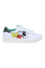 sneakers  with disney print