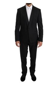 One Button Slim Martini Suit