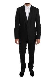 One Button Slim Martini Suit