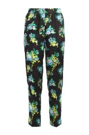Pantalone stampa floreale J3314025-003
