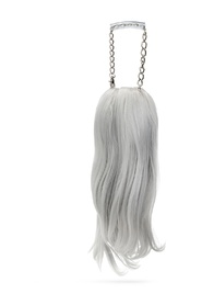 Wig necklace