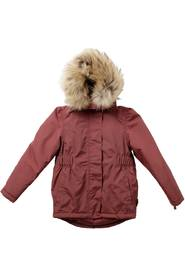 Frigg Winter Jacket With Fur