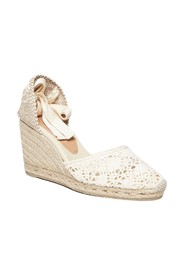 Carina Crochet Wedges