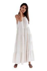 ROSSA sukienka maxi
