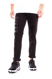 BIKKEMBERGS CQ10116S3332 jeans Men BLACK