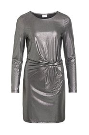 Party dress Shiny long sleeved