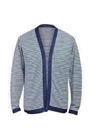 CARDIGAN WITHOUT STRIPED BUTTONS