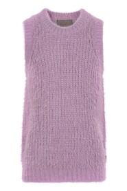 Slipover Fluffy Knit 821782