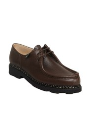 Michael Leather Derbies