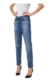 LIU JO PRECIOUS UA0028 D3105 JEANS Women DENIM LIGHT BLUE