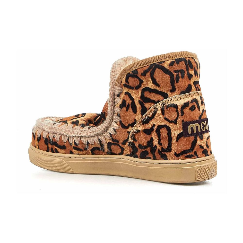 Mou Brown Ankle Boots Mou