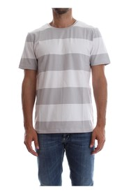 PREMIUM BY JACK&JONES 12107656 PIMA STRIPED T SHIRT AND TANK Men GREY
