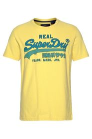 Superdry Vintage Logo Fade Mid Weight Tee