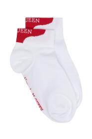 Alexander McQueen ankle socks
