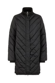 Down jacket Longline Quilted
