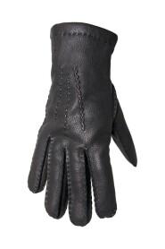 Mænds handske i hjorte skind