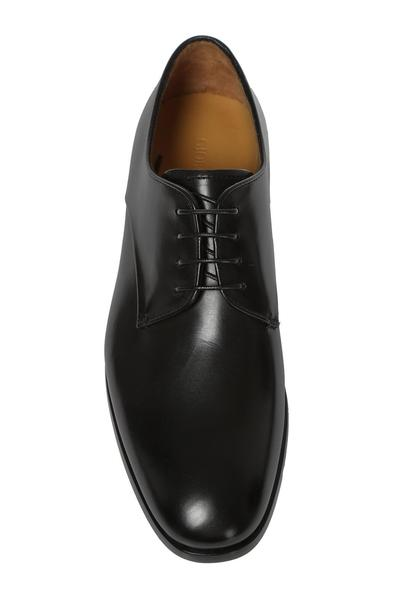 BLACK Lace-up shoes | Giorgio Armani | Sko