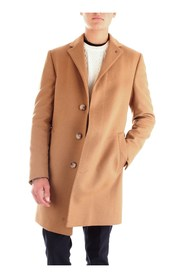 CORNELIANI 841Z17-9862357 Overcoat Men CAMEL