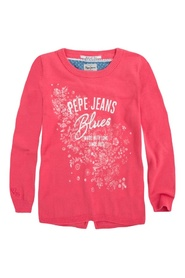 Pepe Jeans, Paloma bright pink genser