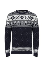 Knitted Pullover Christmas