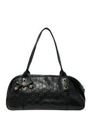 Pre-owned Guccissima Princy Shoulder Bag Leather Calf