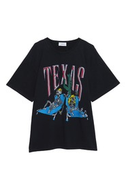 Short Sleeves Don't Cry Texas T-shirt
