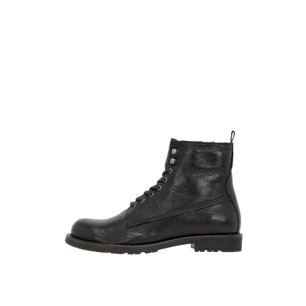 Boots Men's Leather