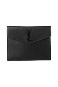 Logo Small Pouch Clutch Bag