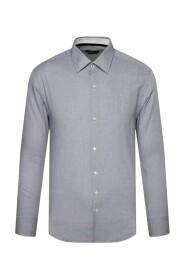 Camicia regular fit Goran 50427958 GRIGIO