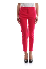 PINKO BELLO 47 PANTS Women red