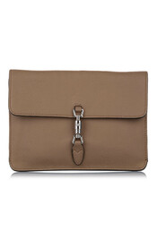 Soft Jackie Convertible Leather Crossbody Bag