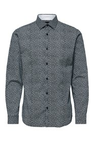 Long sleeved shirt Slim fit
