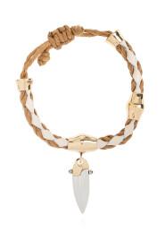 Indra woven bracelet