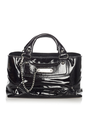 Pre-owned Boogie Patent Leather Handbag