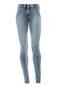 WOMEN'S JEANS LONG TROUSERS WRUP1RV6E