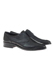 Royal RepubliQ Prime Derby No Lace Kaviar Skor