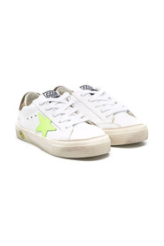 May lace-up sneakers